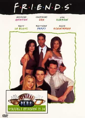 Friends, Staffel 2, Episoden 19-24