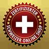 Certified Swiss online shop
