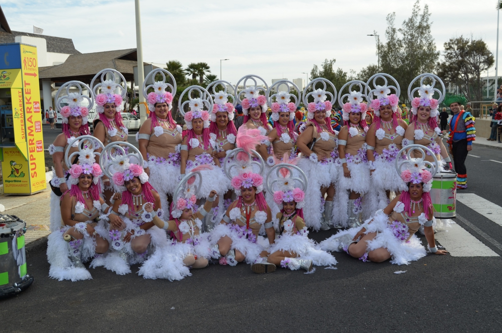 Coso Carnaval Costa Teguise 2016 (1)