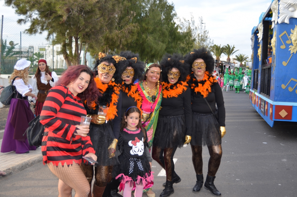 Coso Carnaval Costa Teguise 2016 (115)