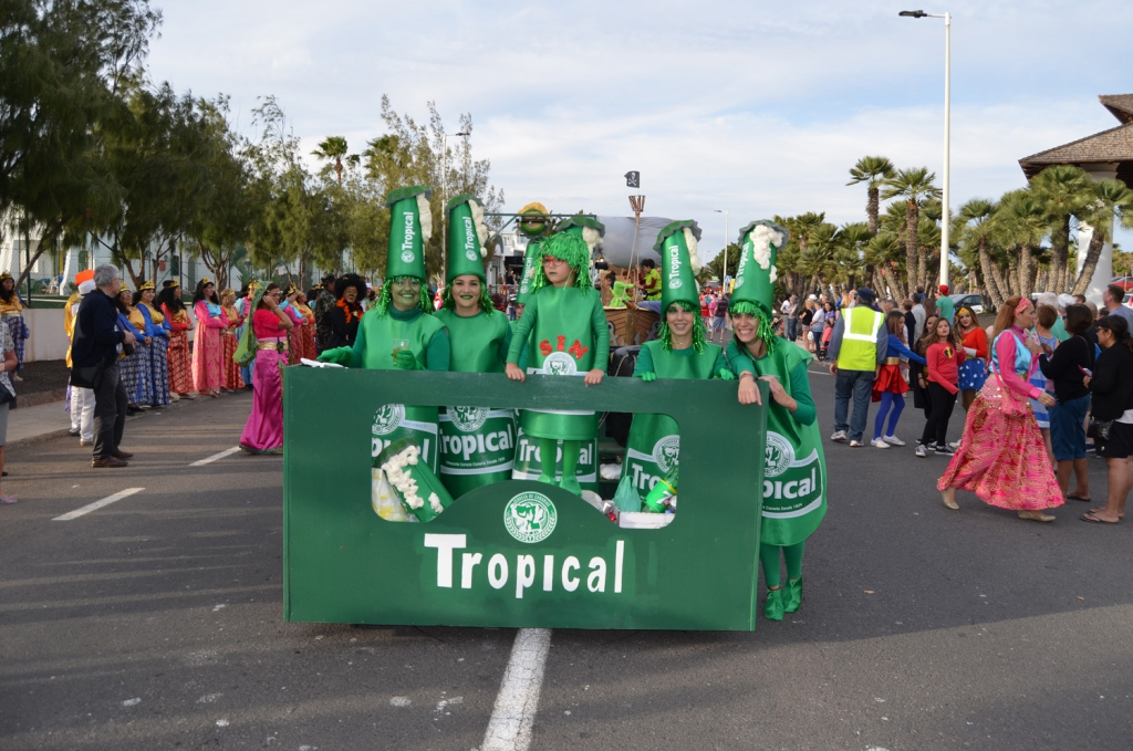 Coso Carnaval Costa Teguise 2016 (120)