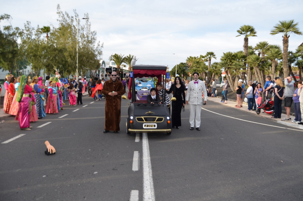 Coso Carnaval Costa Teguise 2016 (125)