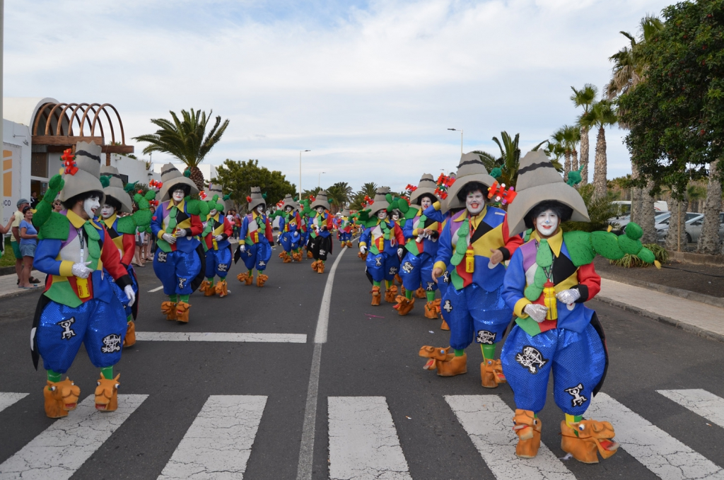 Coso Carnaval Costa Teguise 2016 (14)