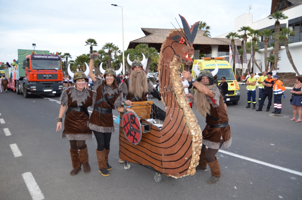 Coso Carnaval Costa Teguise 2016 (140)