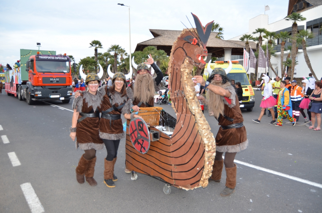 Coso Carnaval Costa Teguise 2016 (141)