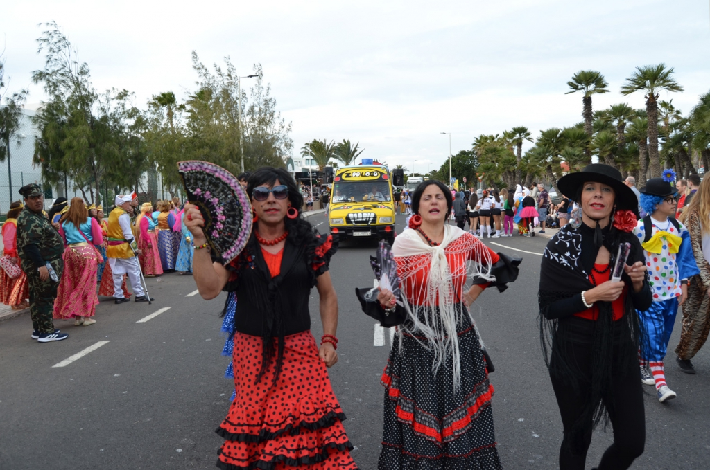 Coso Carnaval Costa Teguise 2016 (143)