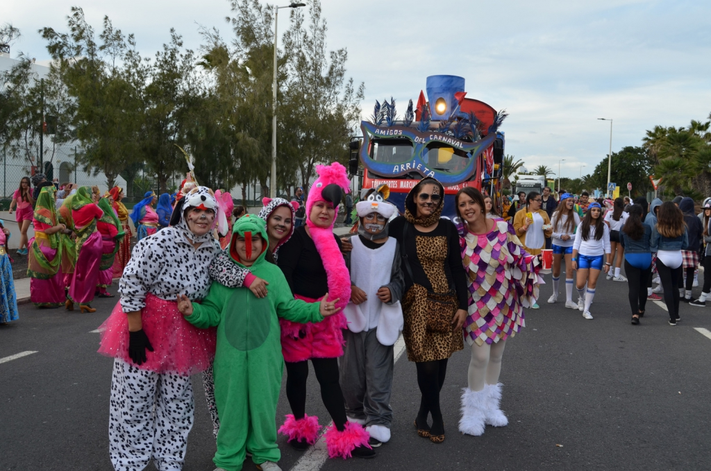 Coso Carnaval Costa Teguise 2016 (144)