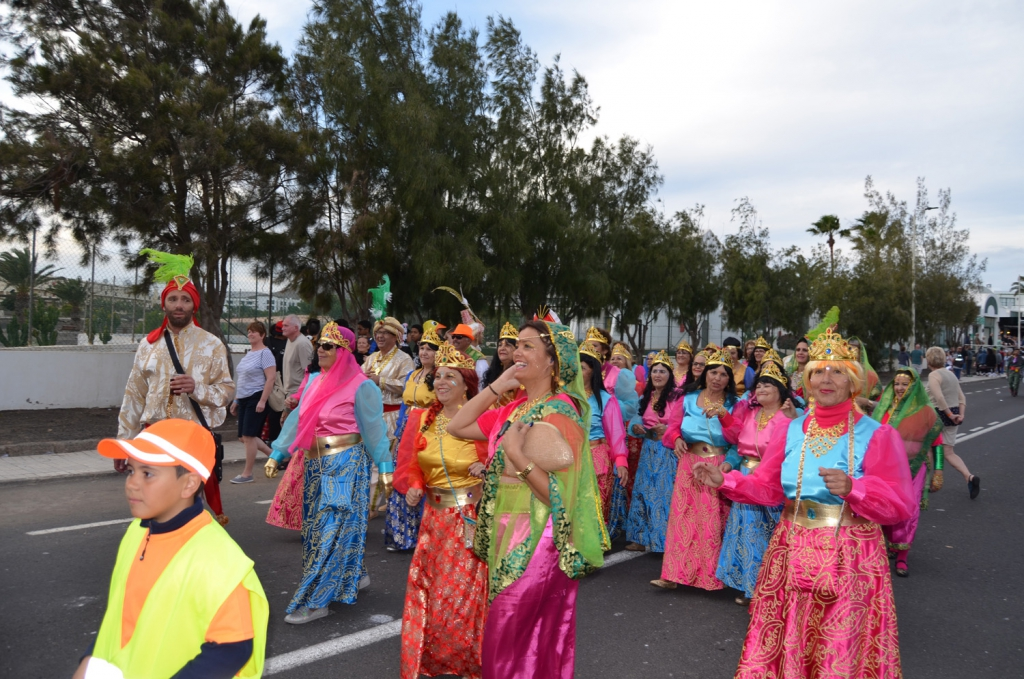 Coso Carnaval Costa Teguise 2016 (154)