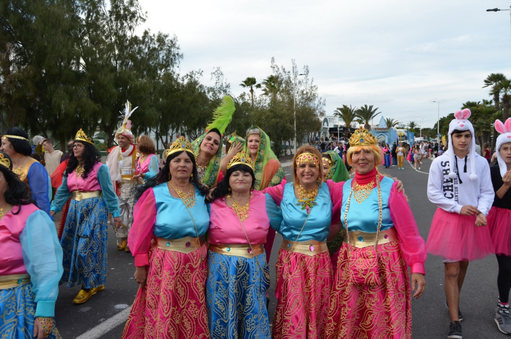Coso Carnaval Costa Teguise 2016 (155)
