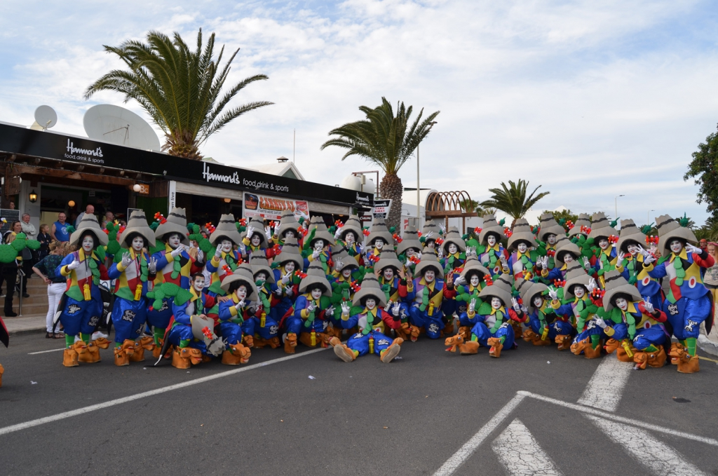 Coso Carnaval Costa Teguise 2016 (16)