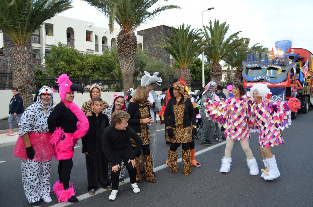 Coso Carnaval Costa Teguise 2016 (166)