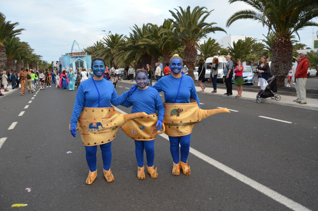 Coso Carnaval Costa Teguise 2016 (174)