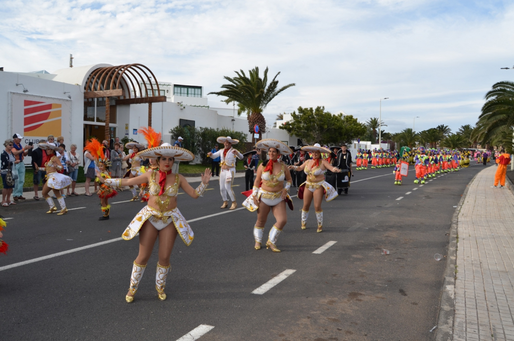 Coso Carnaval Costa Teguise 2016 (25)