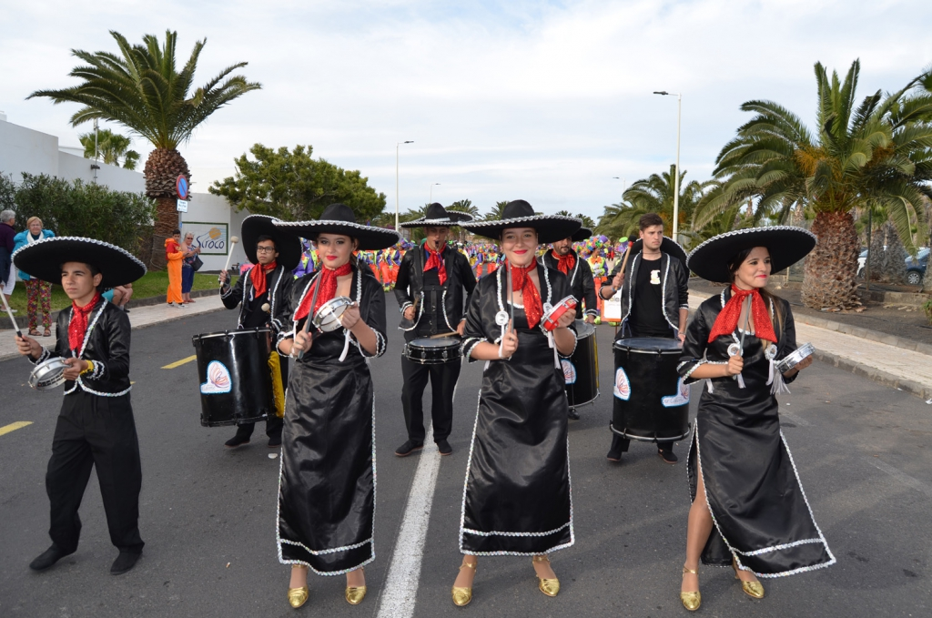 Coso Carnaval Costa Teguise 2016 (28)