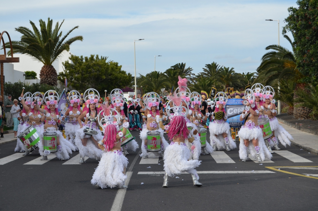 Coso Carnaval Costa Teguise 2016 (3)