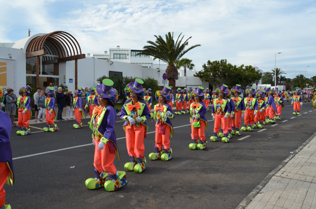 Coso Carnaval Costa Teguise 2016 (33)