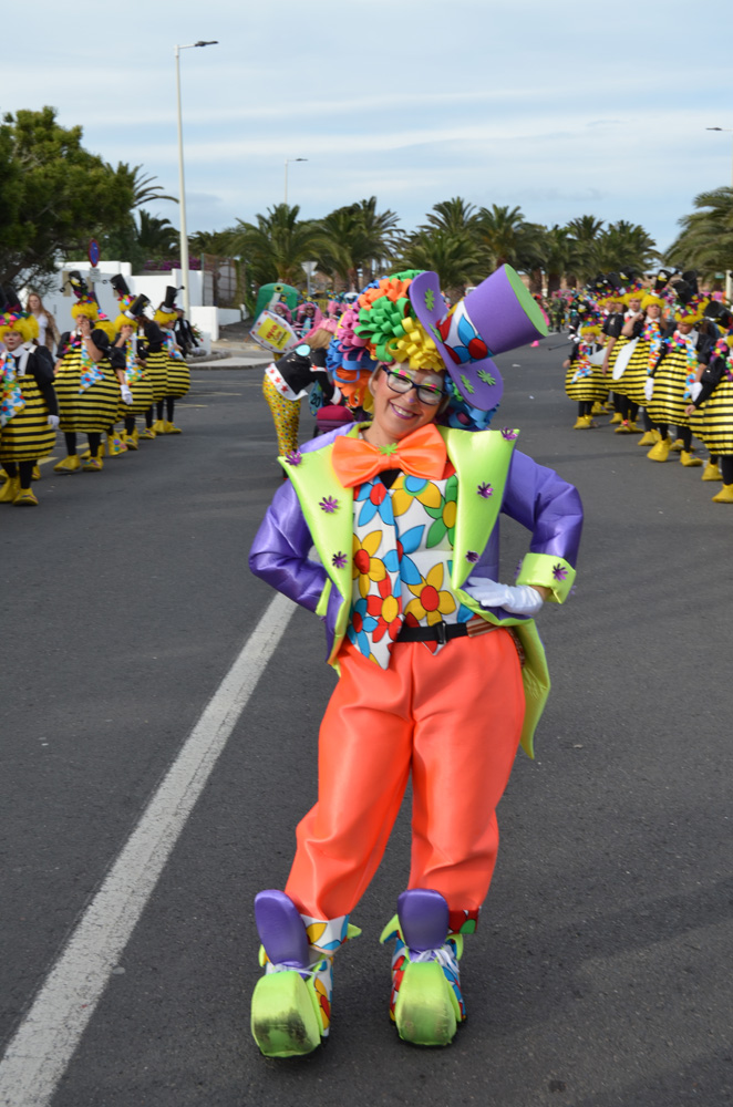 Coso Carnaval Costa Teguise 2016 (34)