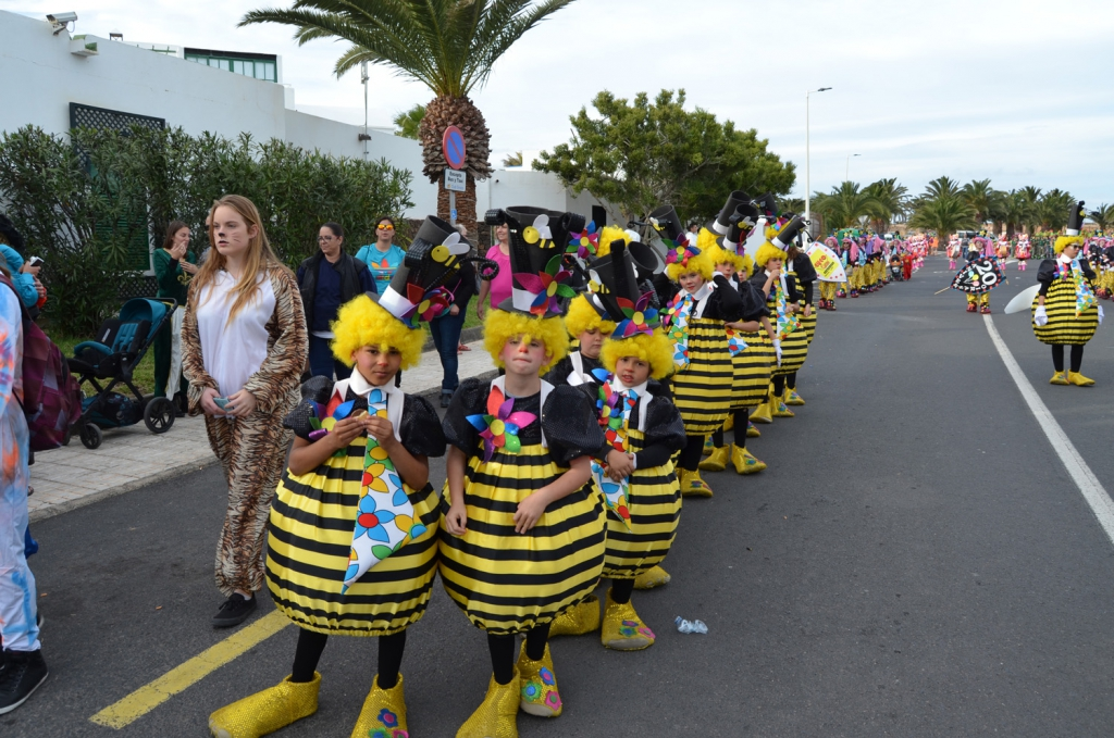 Coso Carnaval Costa Teguise 2016 (35)