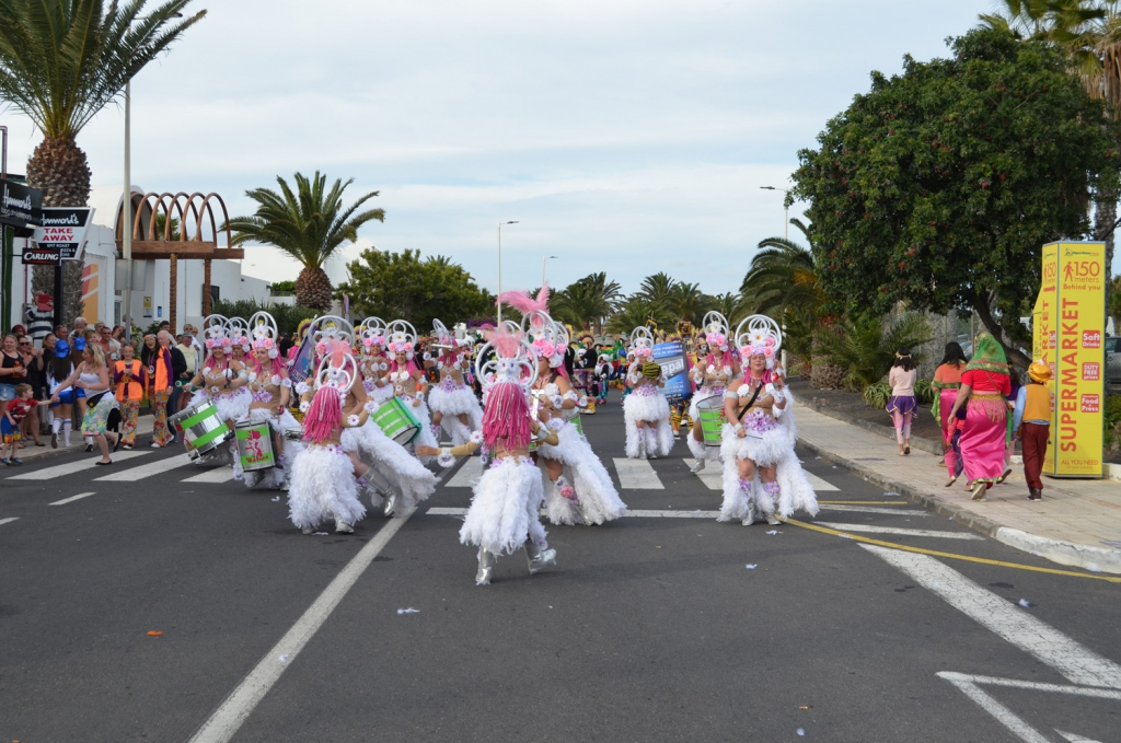 Coso Carnaval Costa Teguise 2016 (4)