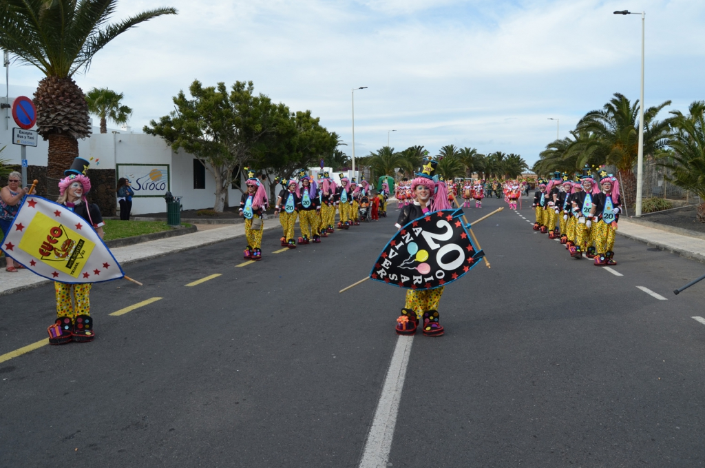 Coso Carnaval Costa Teguise 2016 (40)