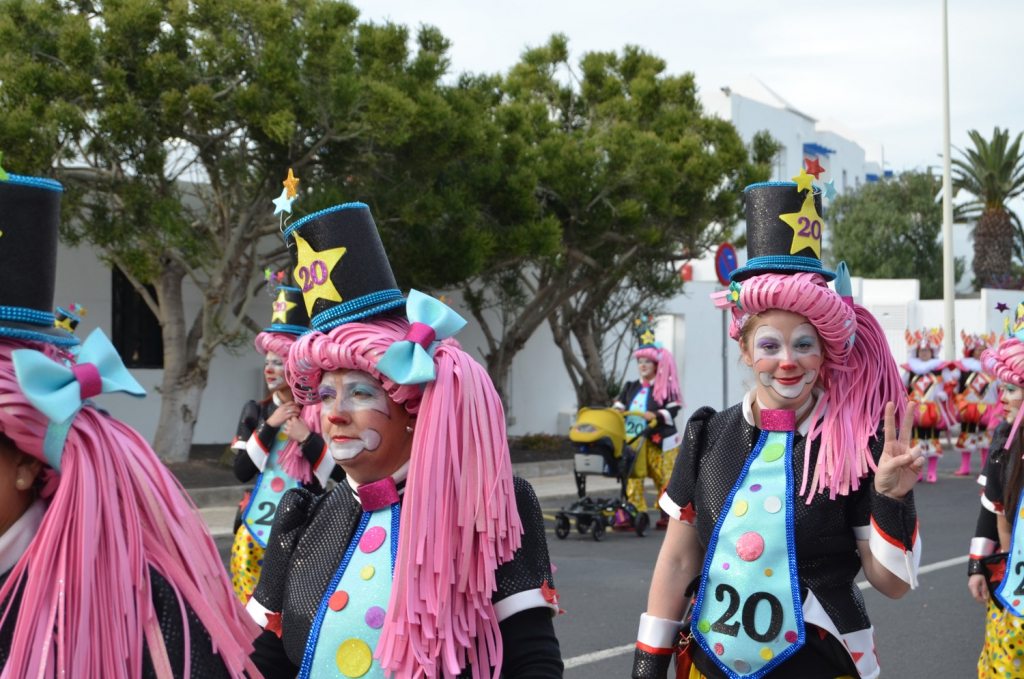Coso Carnaval Costa Teguise 2016 (43)