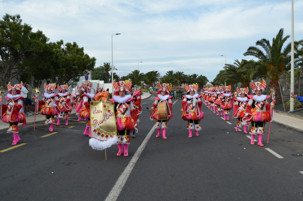 Coso Carnaval Costa Teguise 2016 (46)