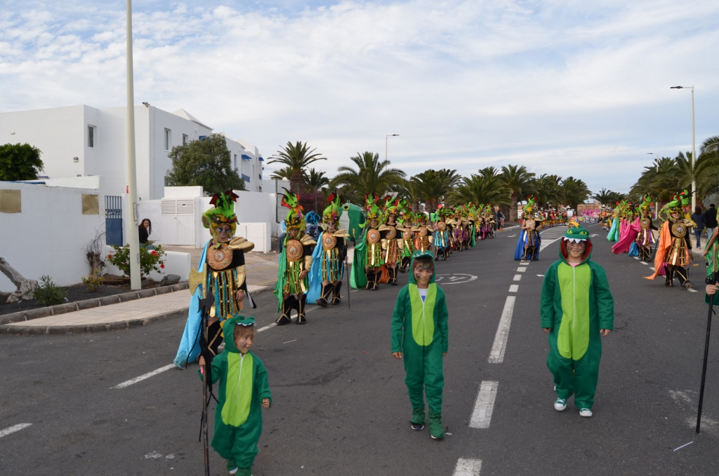 Coso Carnaval Costa Teguise 2016 (56)