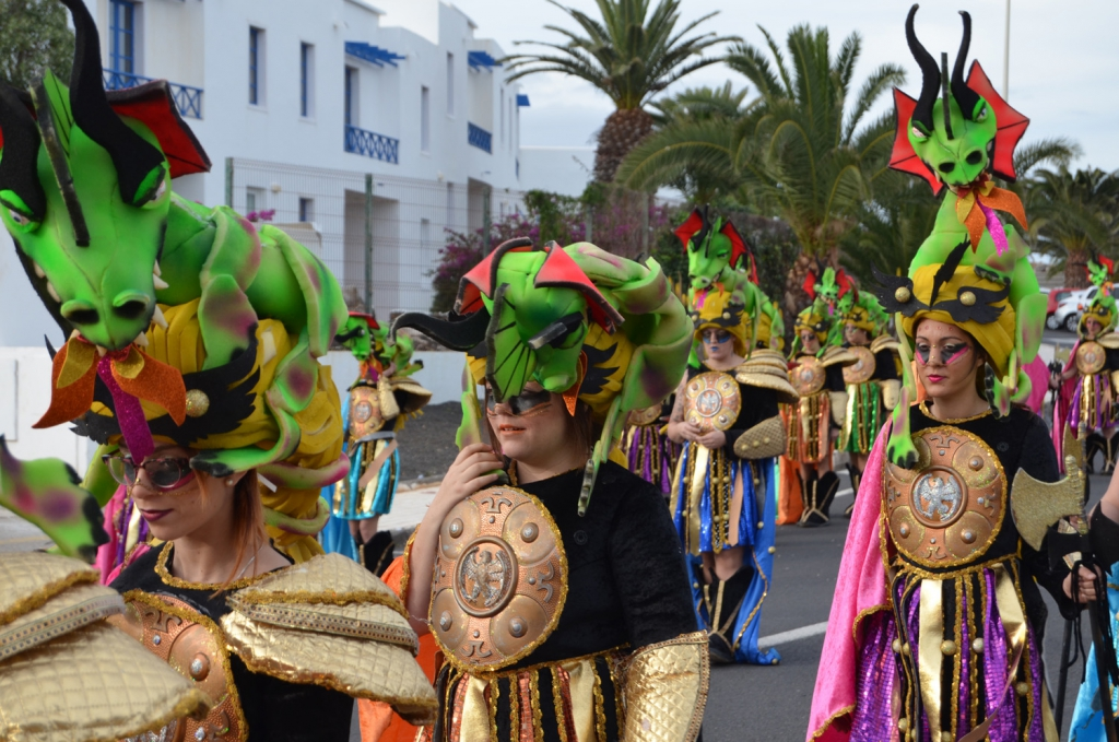 Coso Carnaval Costa Teguise 2016 (58)