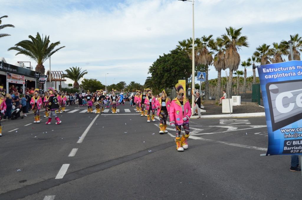 Coso Carnaval Costa Teguise 2016 (6)