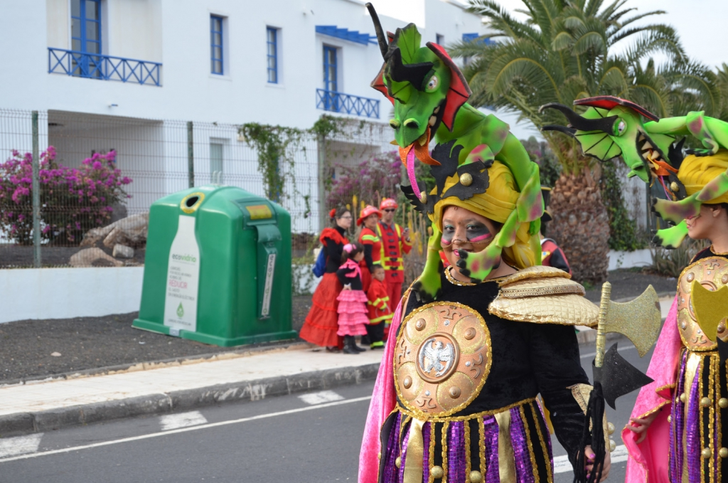 Coso Carnaval Costa Teguise 2016 (60)
