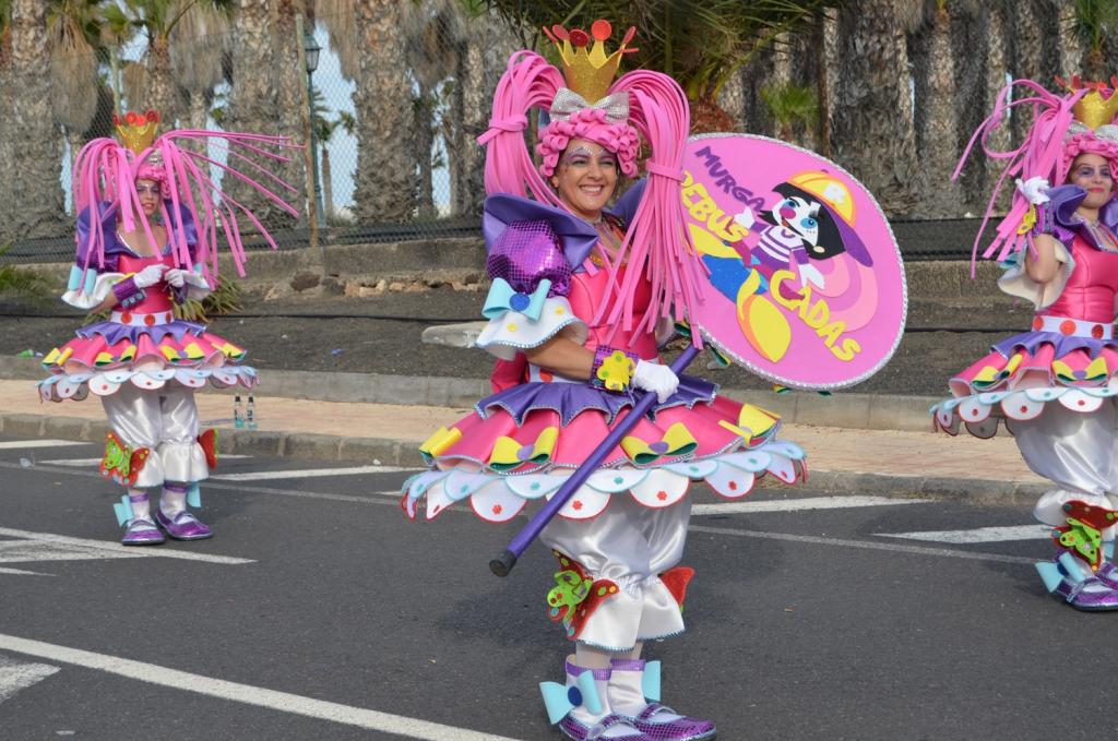 Coso Carnaval Costa Teguise 2016 (68)
