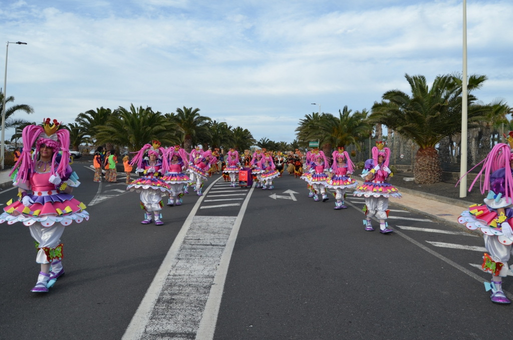 Coso Carnaval Costa Teguise 2016 (69)