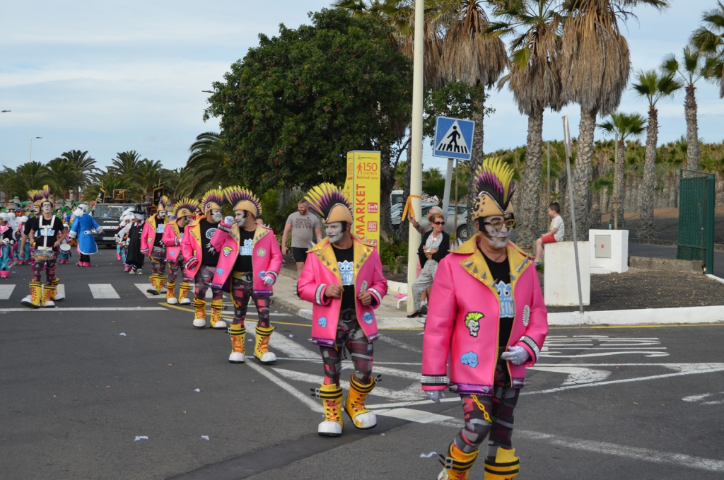 Coso Carnaval Costa Teguise 2016 (7)