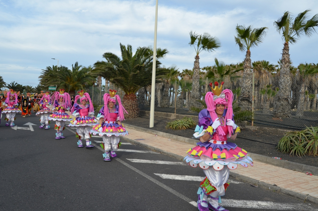 Coso Carnaval Costa Teguise 2016 (70)