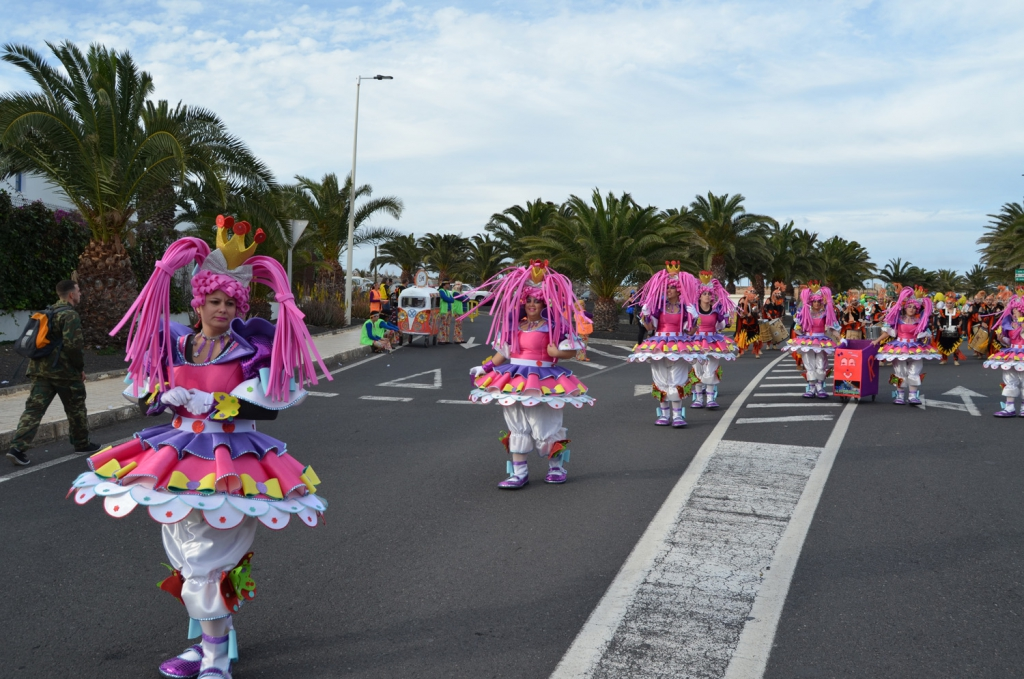 Coso Carnaval Costa Teguise 2016 (71)