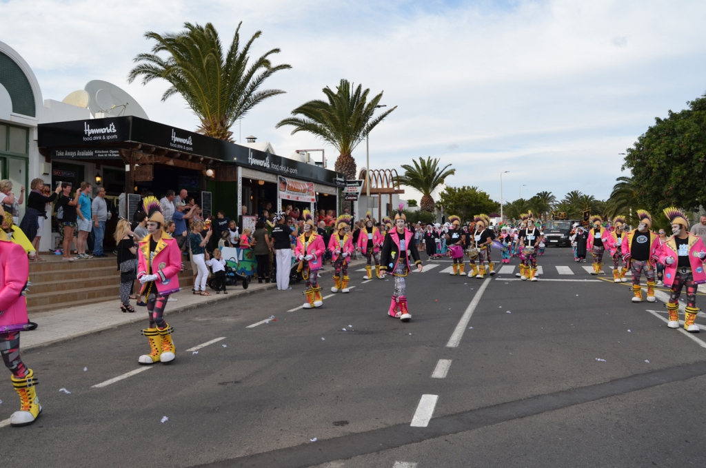 Coso Carnaval Costa Teguise 2016 (8)