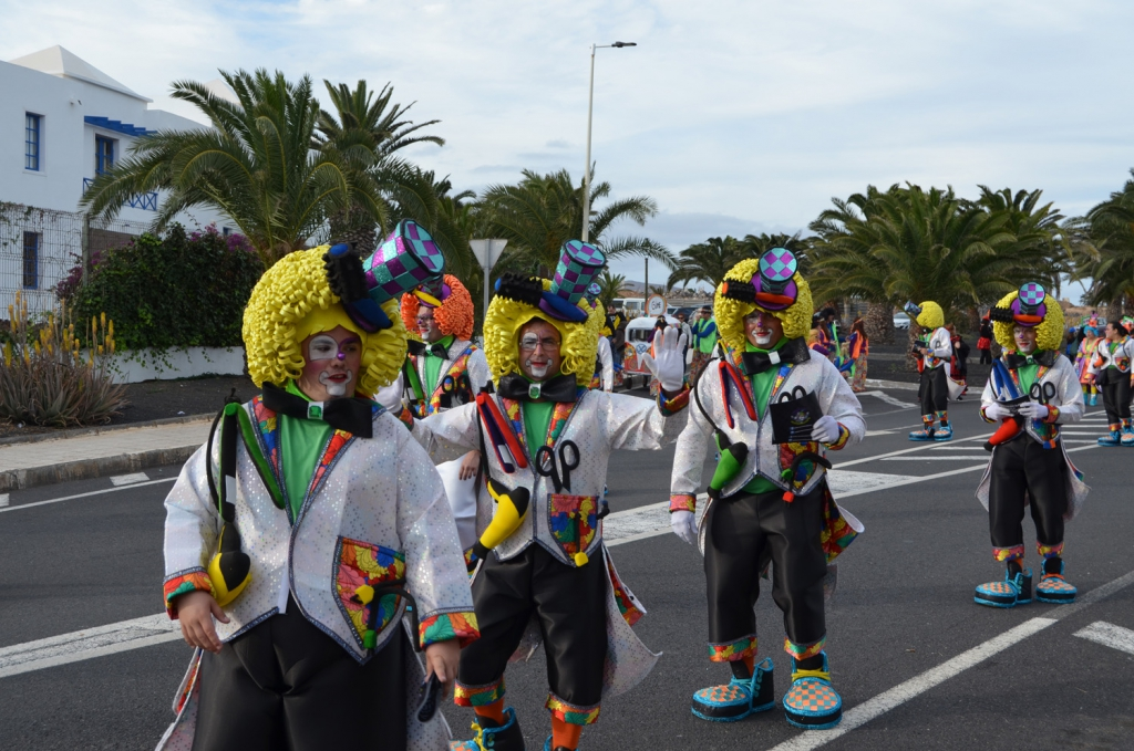 Coso Carnaval Costa Teguise 2016 (83)