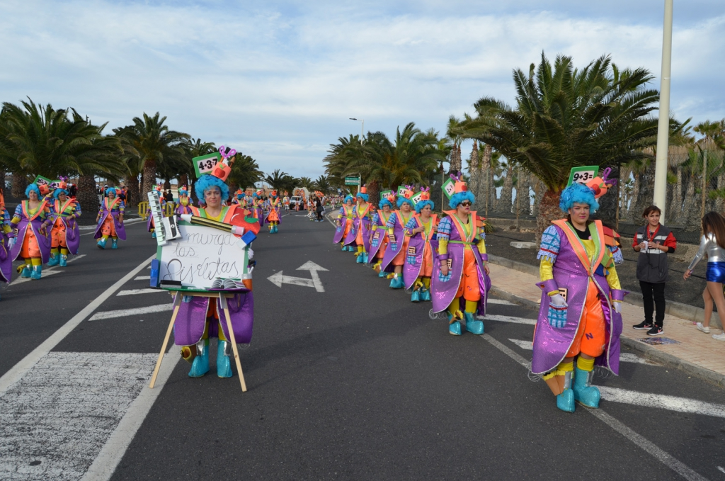 Coso Carnaval Costa Teguise 2016 (85)