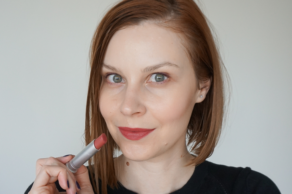RMS Wild With Lipstick ruz recenzia swatches Temptation Russian Roulette