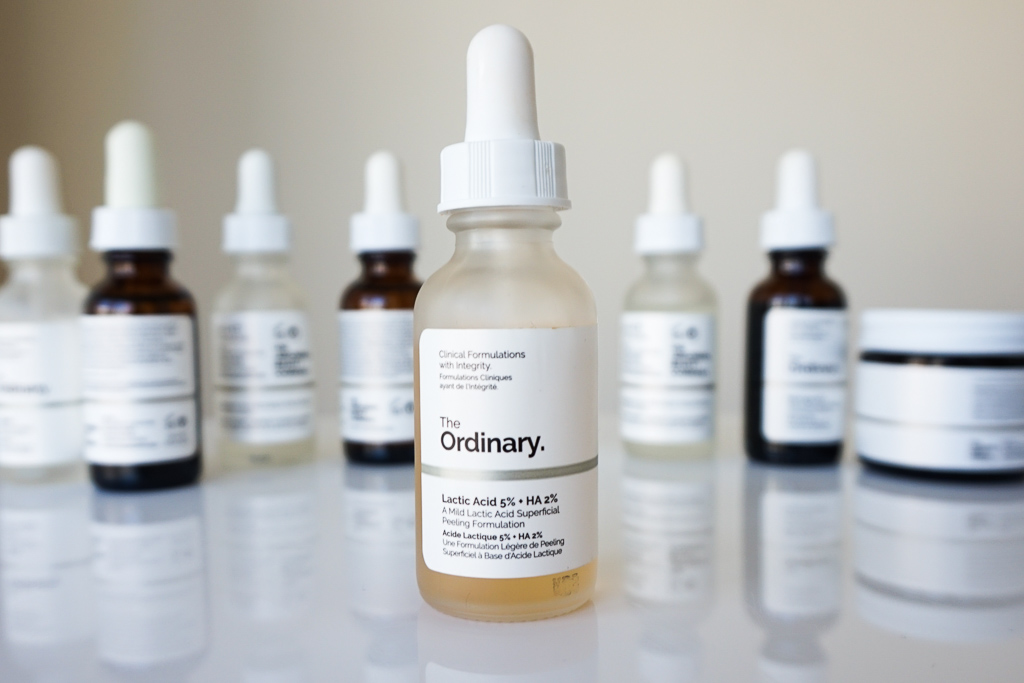 The Ordinary Lactic Acid 5% + HA recenzia review