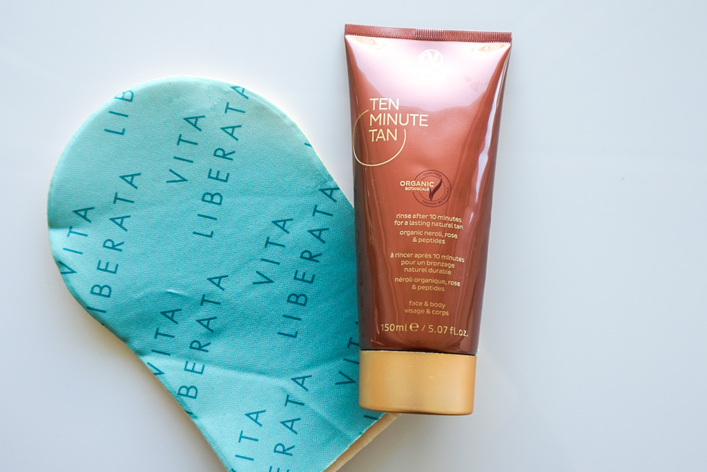 Vita Liberata Ten Minute Tan recenzia review