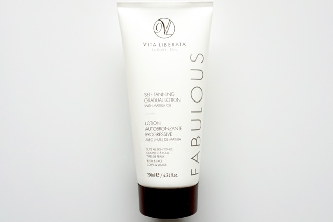 Vita Liberata Fabulous Self Tanning Gradual Lotion review recenzia