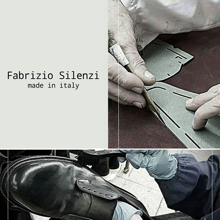 promo code c86eb 8bd63 Fabrizio Silenzi 'calzature realizzate come una volta ...