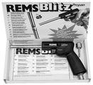 REMS Blitz Palnik turbo-propan do miękkiego lutowaania rur miedzianych 160010 REMS