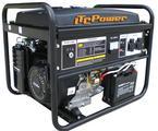 GG7000FE Agregat prądotwórczy z rozrusznikiem elektrycznym, zasilany benzyną. Czterosuwowy silnik OHV chłodzony powietrzem. Wyjście 12V DC. GG7000FE ITC POWER