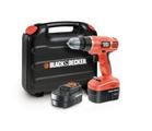 Wiertarka akumulatorowa 12V, 2 akumulatory 1.2Ah, Black&Decker MBD-EPC12CAB BLACK&DECKER