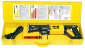 """Elektryczna uniwersalna pilarka REMS CAT ANC VE szablasta z elektroniczną regulacją do cięcia z wolnej ręki do 6"""",250mm. 560030 REMS"""