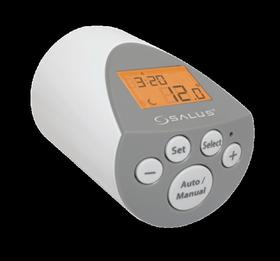 Programowana elektroniczna głowica na zawory TRV PH60