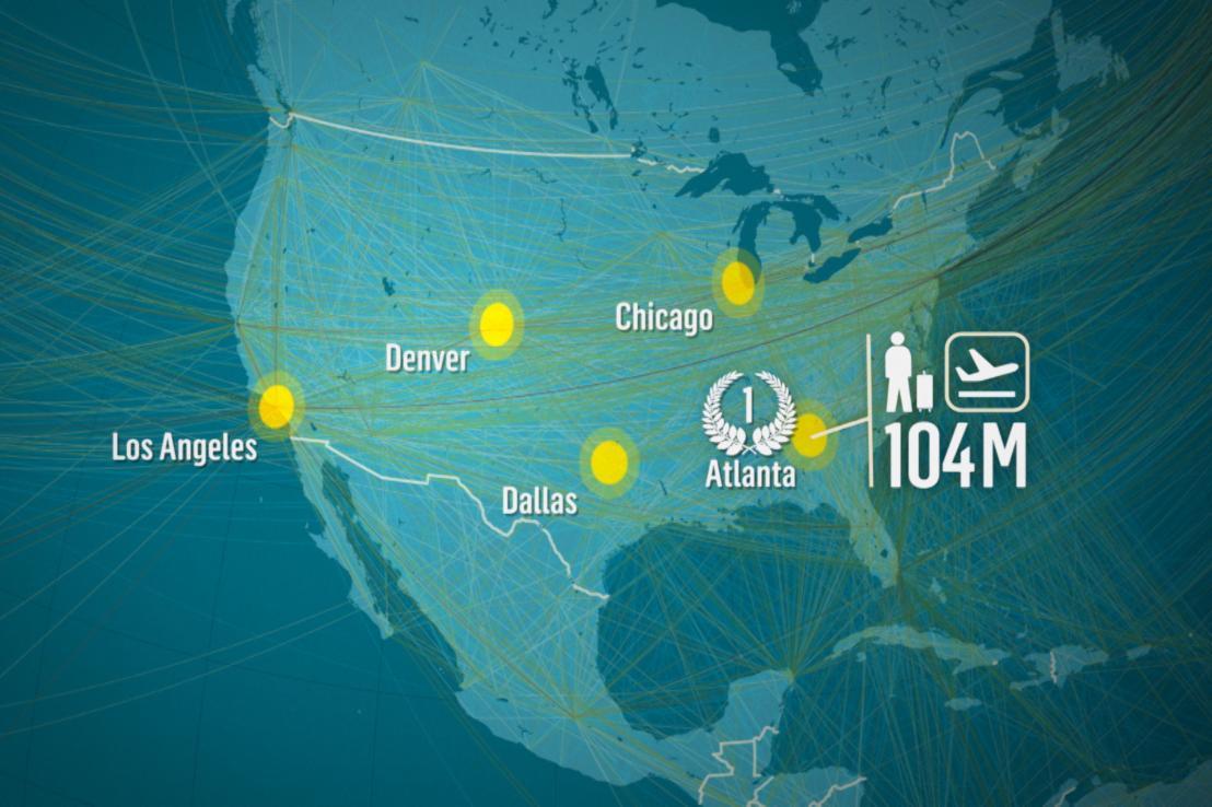 Aéroports : la guerre des hubs