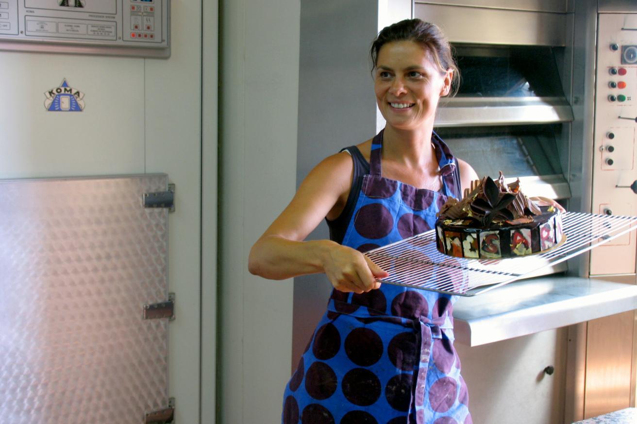 La Cuisine De Sarah Wiener